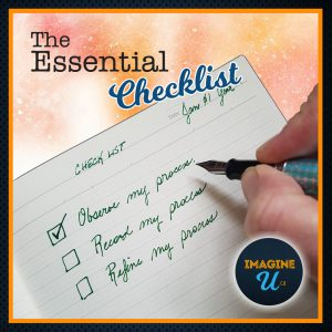 Essential Checklist